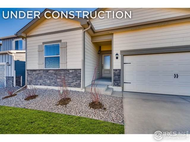 991 Cascade Falls St, Severance, CO 80550 (MLS #934253) :: J2 Real Estate Group at Remax Alliance