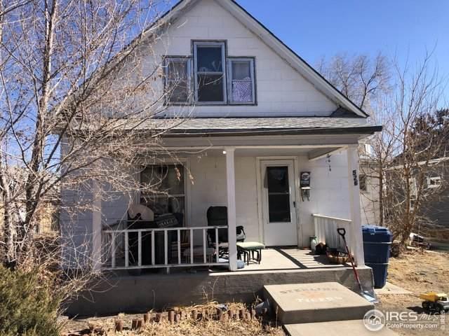 526 N 4th St, Sterling, CO 80751 (MLS #934327) :: 8z Real Estate
