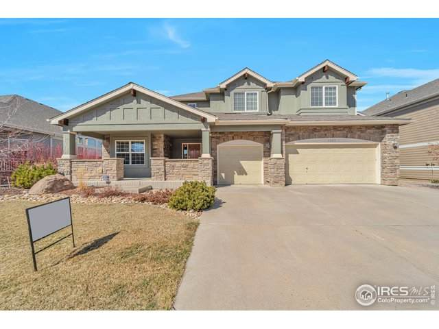 1507 Cannon Mountain Dr, Longmont, CO 80503 (#934492) :: My Home Team