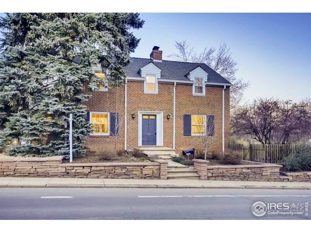 2140 9th St, Boulder, CO 80302 (#934508) :: The Griffith Home Team