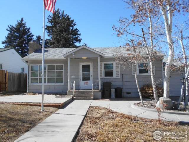 1811 19th Ave, Greeley, CO 80631 (MLS #934516) :: 8z Real Estate
