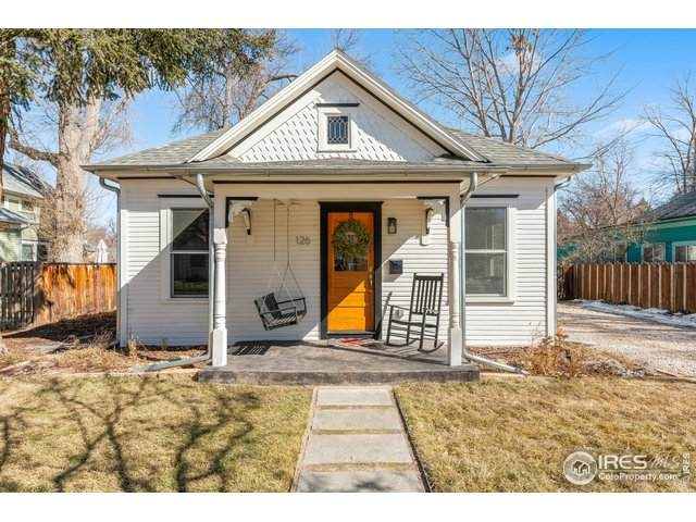 126 N Mack St, Fort Collins, CO 80521 (MLS #934671) :: Tracy's Team