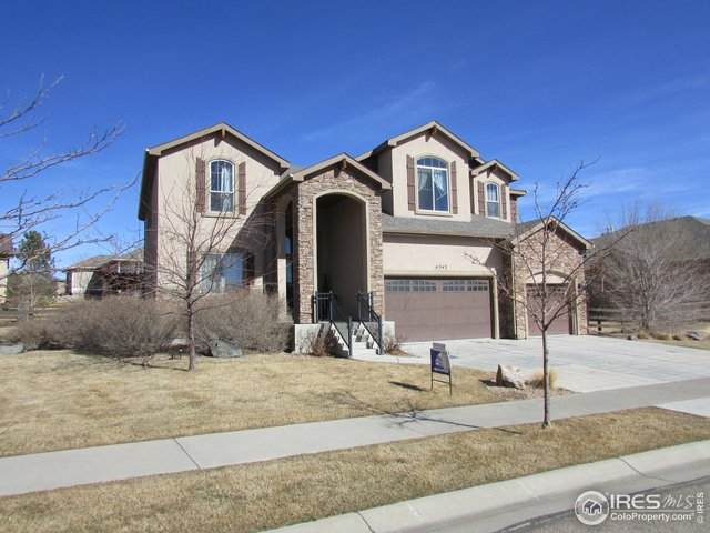 4545 Angelica Dr, Johnstown, CO 80534 (#934723) :: iHomes Colorado