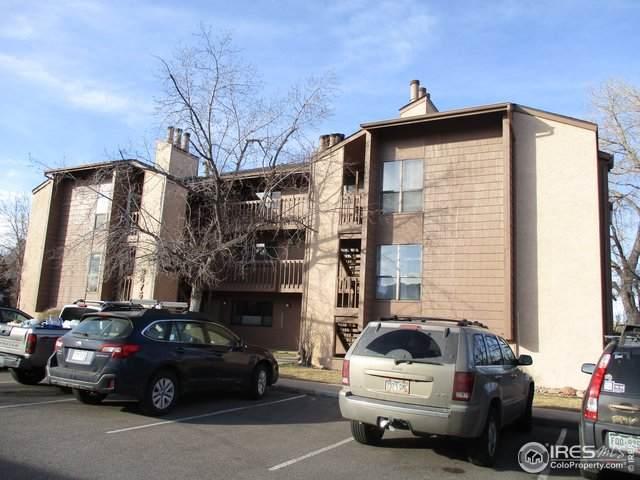 3575 28Th. St #203, Boulder, CO 80301 (MLS #934876) :: Kittle Real Estate