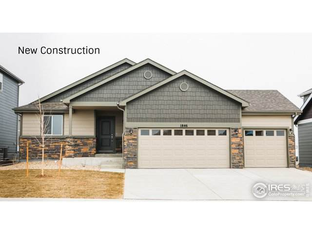 1881 Egnar St, Loveland, CO 80538 (MLS #934952) :: Downtown Real Estate Partners