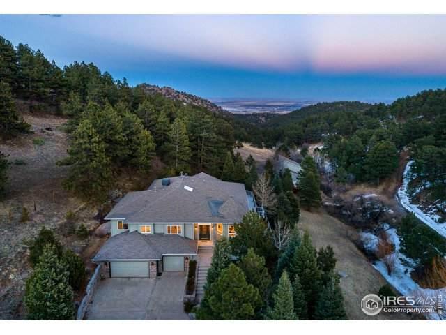 132 Wildcat Ln, Boulder, CO 80304 (#935050) :: Mile High Luxury Real Estate