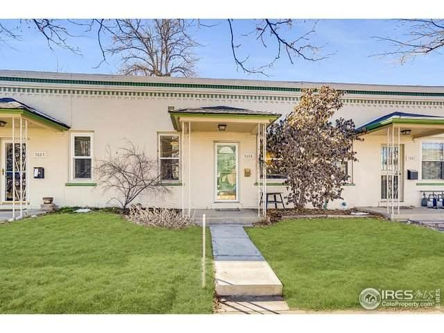 3885 Utica St, Denver, CO 80212 (#935080) :: The Griffith Home Team
