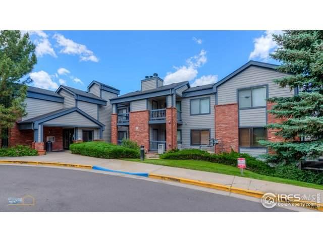 2727 Folsom St #218, Boulder, CO 80304 (MLS #935098) :: Kittle Real Estate