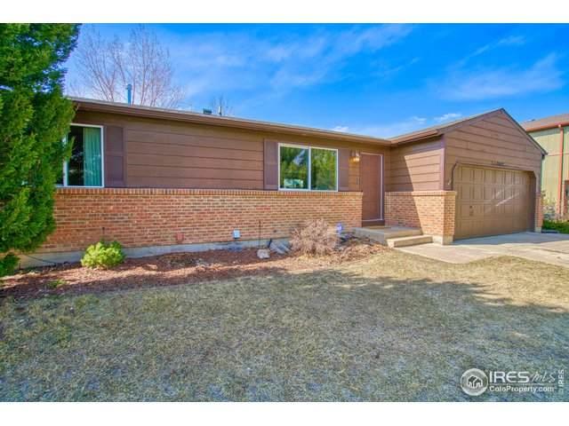 2407 Spencer St, Longmont, CO 80501 (MLS #935172) :: Keller Williams Realty
