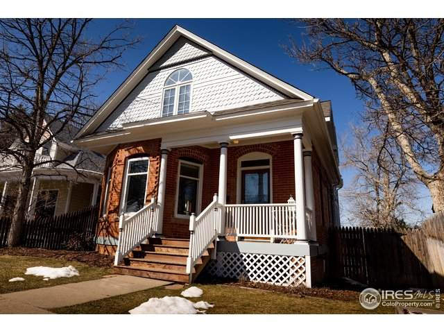 805 Dewey Ave, Boulder, CO 80304 (MLS #935453) :: Downtown Real Estate Partners