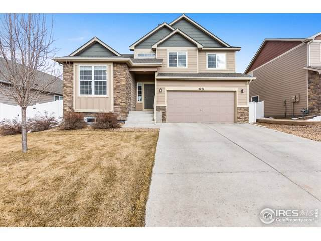 2254 76th Ave Ct, Greeley, CO 80634 (#935578) :: Mile High Luxury Real Estate