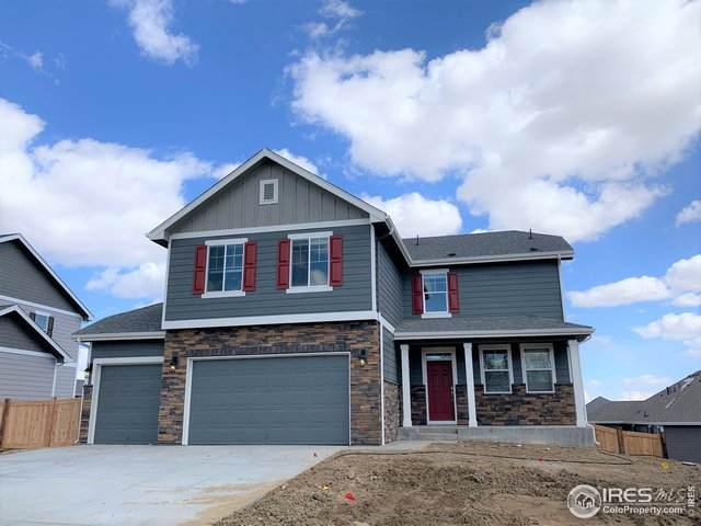 6806 Whisper Trail Ln, Wellington, CO 80549 (#935588) :: My Home Team