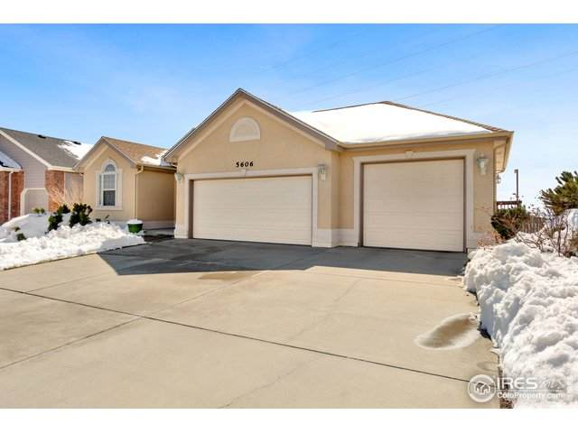 5606 W 32nd St, Greeley, CO 80634 (MLS #935704) :: Wheelhouse Realty