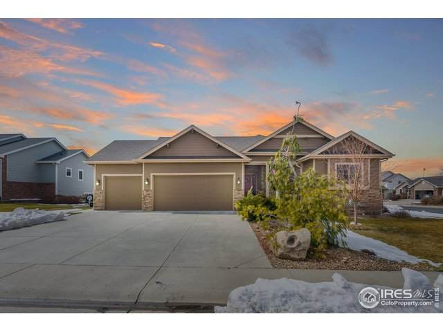 606 Jay Ave, Johnstown, CO 80534 (#936085) :: iHomes Colorado