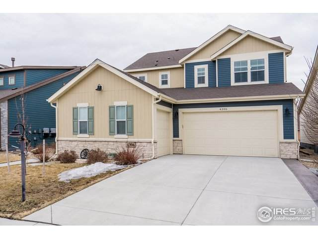 4306 Lyric Falls Dr, Loveland, CO 80538 (MLS #936123) :: Downtown Real Estate Partners