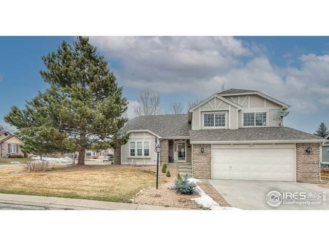 1501 27th St, Loveland, CO 80537 (MLS #936402) :: Downtown Real Estate Partners