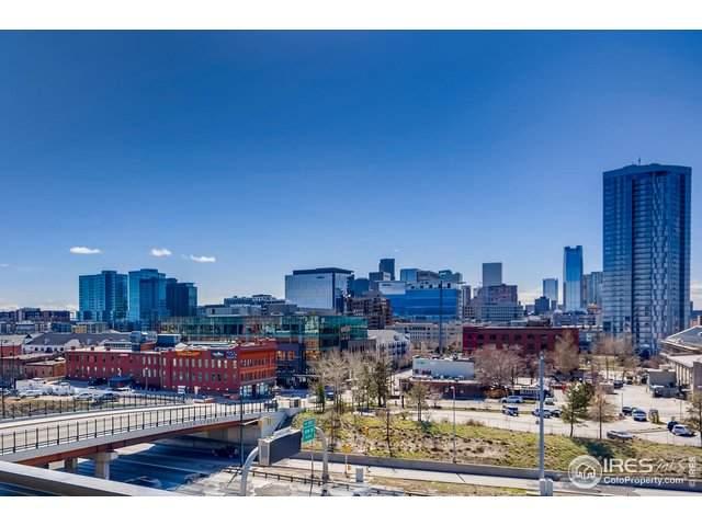 1441 Central St #412, Denver, CO 80211 (#936444) :: Re/Max Structure
