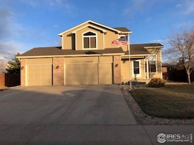 3252 Mammoth Cir, Wellington, CO 80549 (MLS #936480) :: Downtown Real Estate Partners