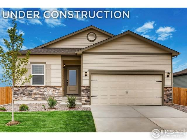 895 Emerald Lakes St, Severance, CO 80550 (#936667) :: My Home Team