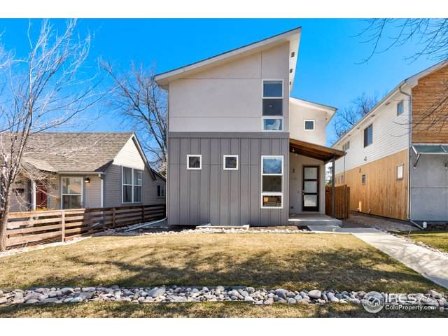 418 Wood St, Fort Collins, CO 80521 (MLS #936785) :: The Sam Biller Home Team