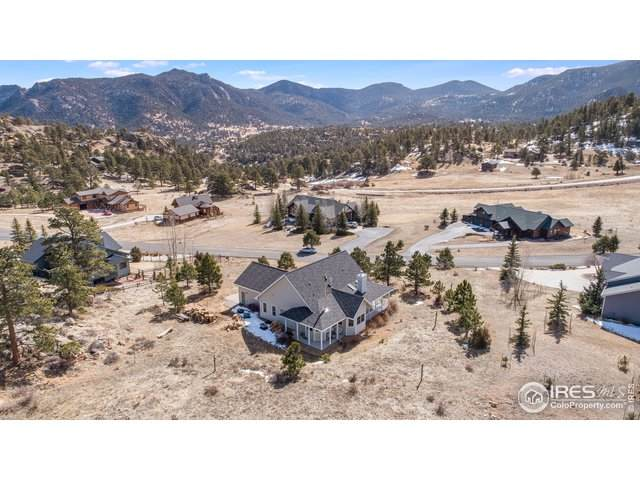 2261 Arapaho Rd, Estes Park, CO 80517 (MLS #936837) :: Downtown Real Estate Partners