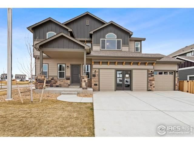 1266 Baker Pass St, Severance, CO 80550 (#936914) :: Mile High Luxury Real Estate