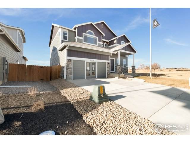 14877 Lineback Dr, Mead, CO 80542 (#936915) :: The Griffith Home Team