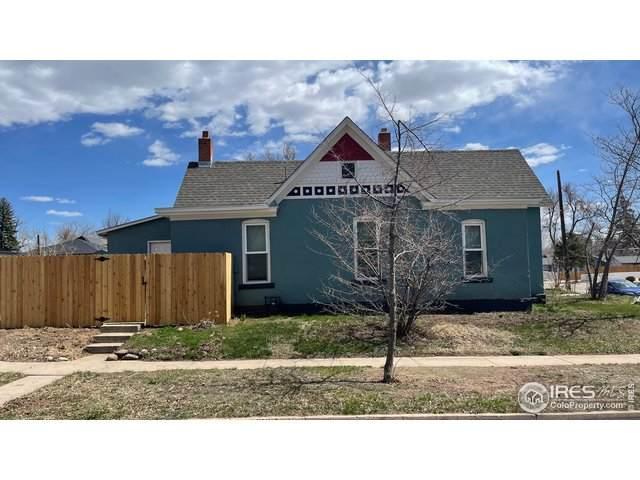 530 Cherry St, Fort Collins, CO 80521 (#936987) :: James Crocker Team