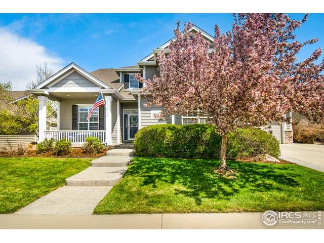 6640 Spanish Bay Dr, Windsor, CO 80550 (#937068) :: Compass Colorado Realty