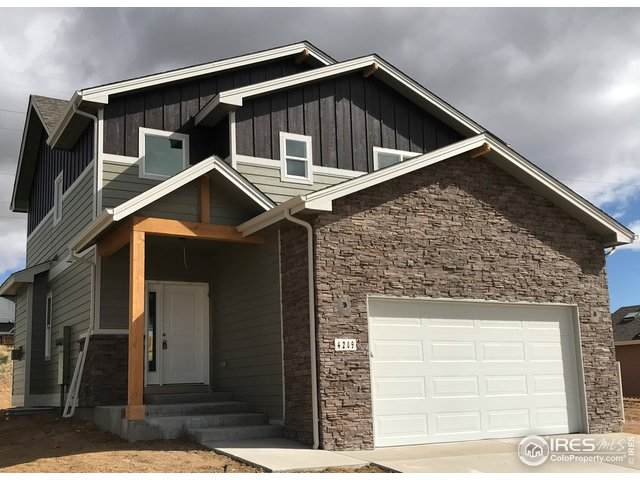4209 Capri St, Evans, CO 80634 (MLS #937079) :: Wheelhouse Realty