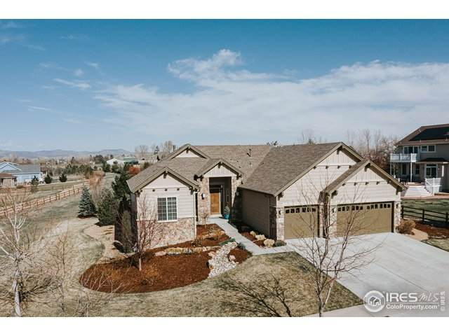3409 Buntwing Ln, Fort Collins, CO 80524 (MLS #937194) :: The Sam Biller Home Team