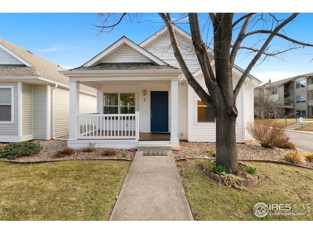 903 Rule Dr #8, Fort Collins, CO 80525 (MLS #937228) :: Colorado Home Finder Realty
