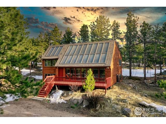37 Bridger Trl, Ward, CO 80481 (MLS #937249) :: Colorado Home Finder Realty