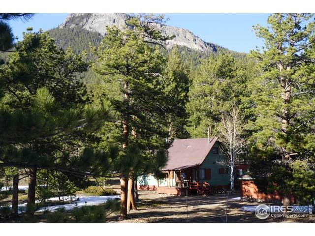716 Coyote Hill Rd, Allenspark, CO 80510 (MLS #937300) :: 8z Real Estate