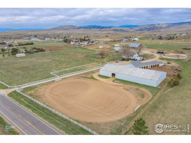 2101 S County Road 23E, Berthoud, CO 80513 (MLS #937458) :: J2 Real Estate Group at Remax Alliance