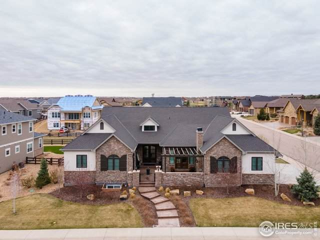 6509 Sanctuary Dr, Windsor, CO 80550 (#937572) :: The Griffith Home Team