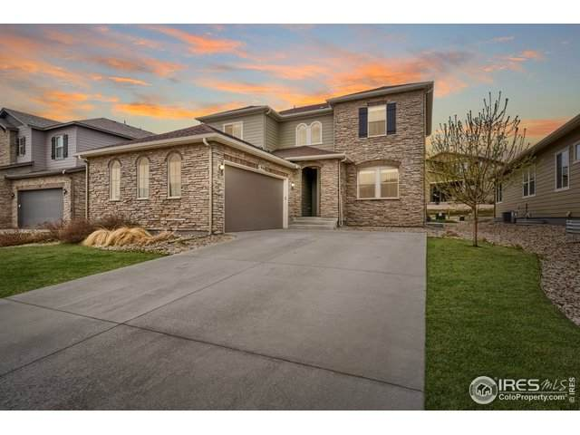 1900 Quest Dr, Erie, CO 80516 (MLS #937615) :: The Sam Biller Home Team