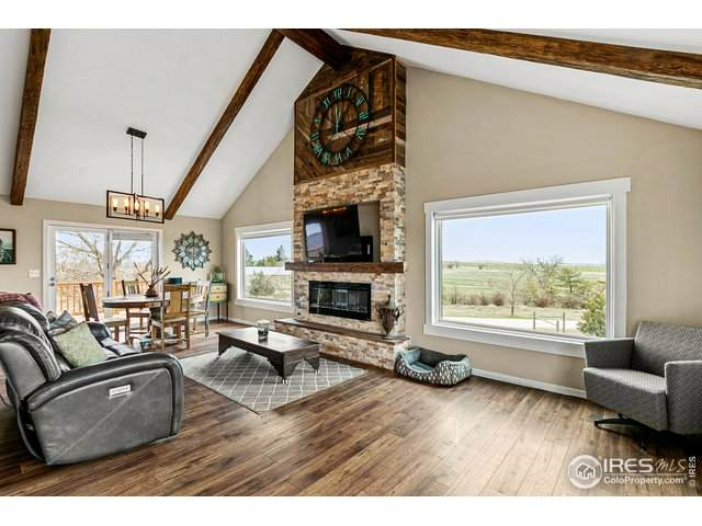 3600 County Road 7, Erie, CO 80516 (MLS #937619) :: J2 Real Estate Group at Remax Alliance