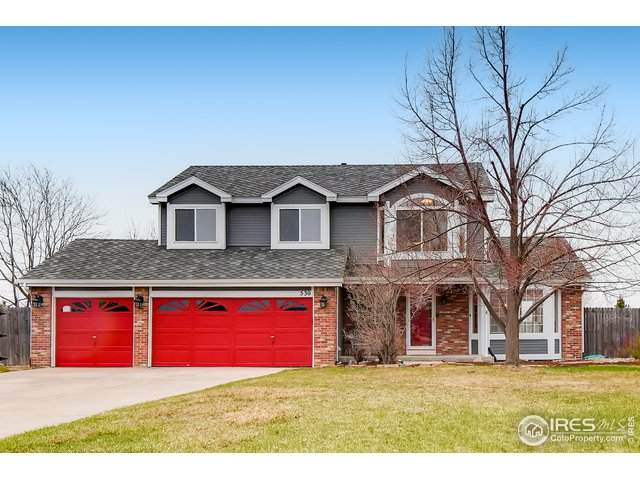 530 W Linden St, Louisville, CO 80027 (MLS #937982) :: RE/MAX Alliance