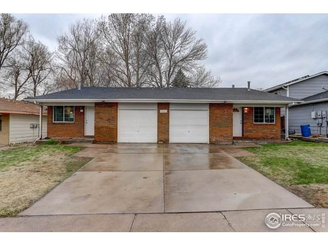 2805 13th Ave 1 And 2, Greeley, CO 80631 (#938029) :: Mile High Luxury Real Estate