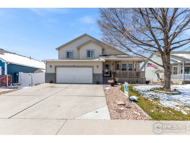 3341 Grenache St, Evans, CO 80634 (#938133) :: Mile High Luxury Real Estate