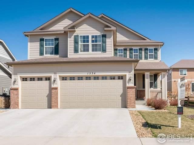 1534 Reynolds Dr, Windsor, CO 80550 (MLS #938209) :: J2 Real Estate Group at Remax Alliance
