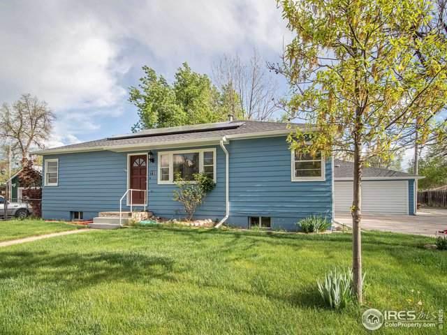 11 9th Ave, Longmont, CO 80501 (MLS #938296) :: Wheelhouse Realty