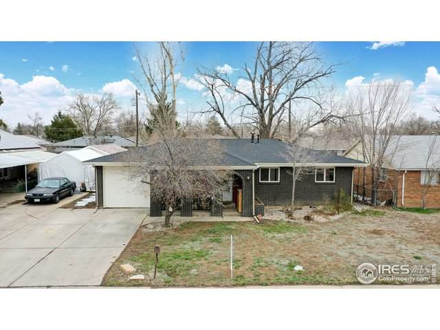 218 21st Ave, Greeley, CO 80631 (#938339) :: Mile High Luxury Real Estate