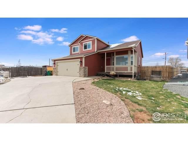95 Johnson Cir, Keenesburg, CO 80643 (MLS #938355) :: J2 Real Estate Group at Remax Alliance