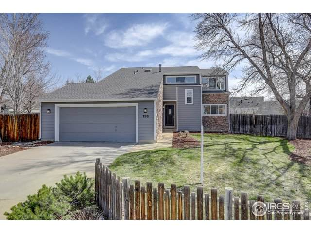 196 Lincoln Cir, Louisville, CO 80027 (#938418) :: Mile High Luxury Real Estate