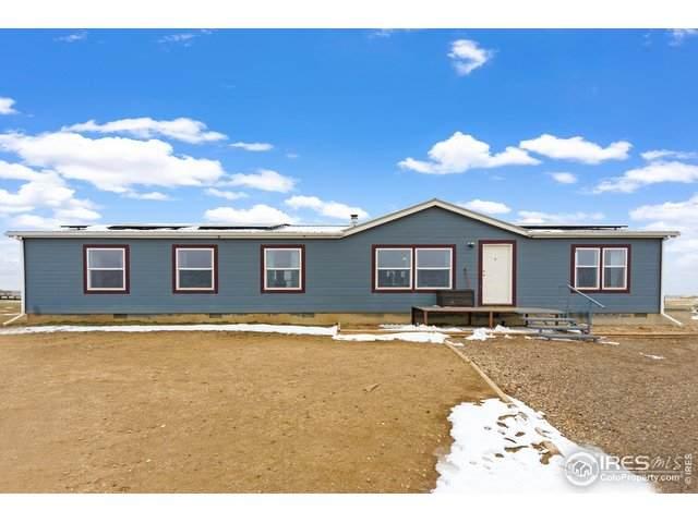 8625 County Road 98, Nunn, CO 80648 (MLS #938501) :: 8z Real Estate