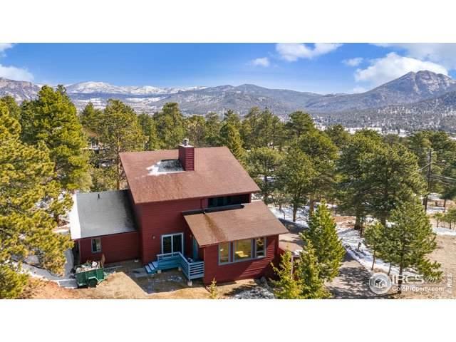 1350 Prospect Mountain Rd, Estes Park, CO 80517 (MLS #938702) :: J2 Real Estate Group at Remax Alliance