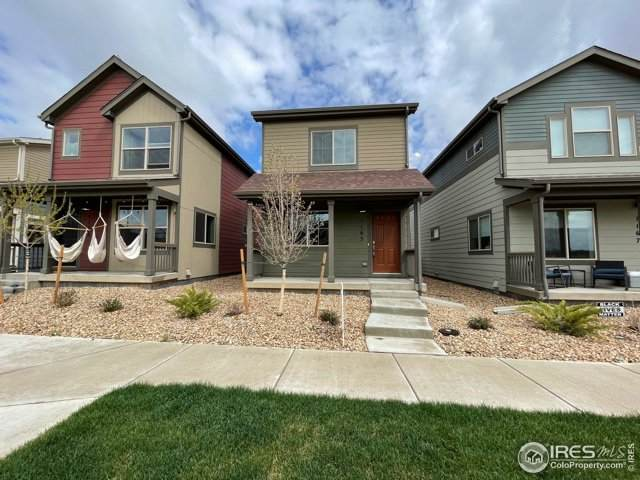 1165 Hummingbird Cir, Longmont, CO 80501 (MLS #938879) :: J2 Real Estate Group at Remax Alliance
