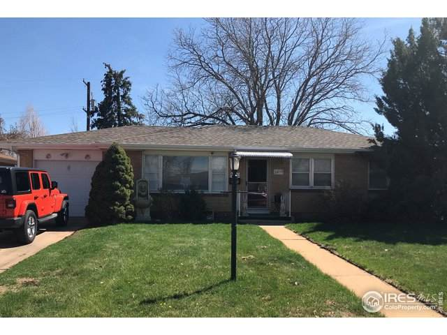 2812 W 12th St, Greeley, CO 80634 (MLS #939205) :: Keller Williams Realty